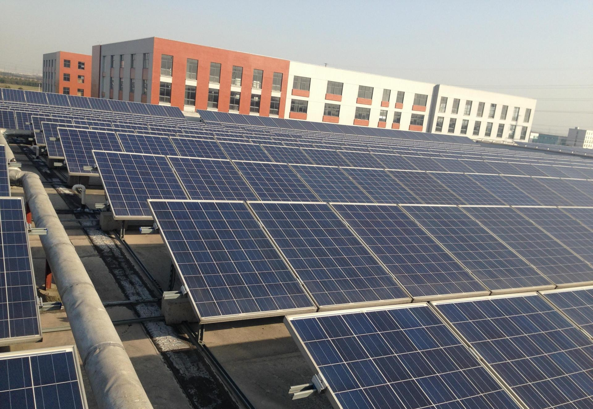 安岳特丽达3MWp屋顶分布式光伏电站项目