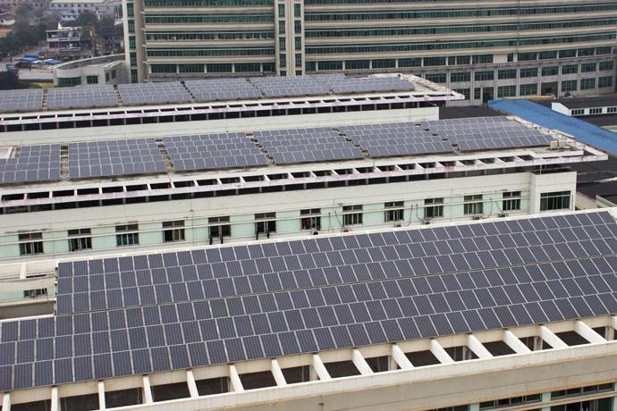 随州炎帝农业科技6.3MWp屋顶分布式光伏发电项目